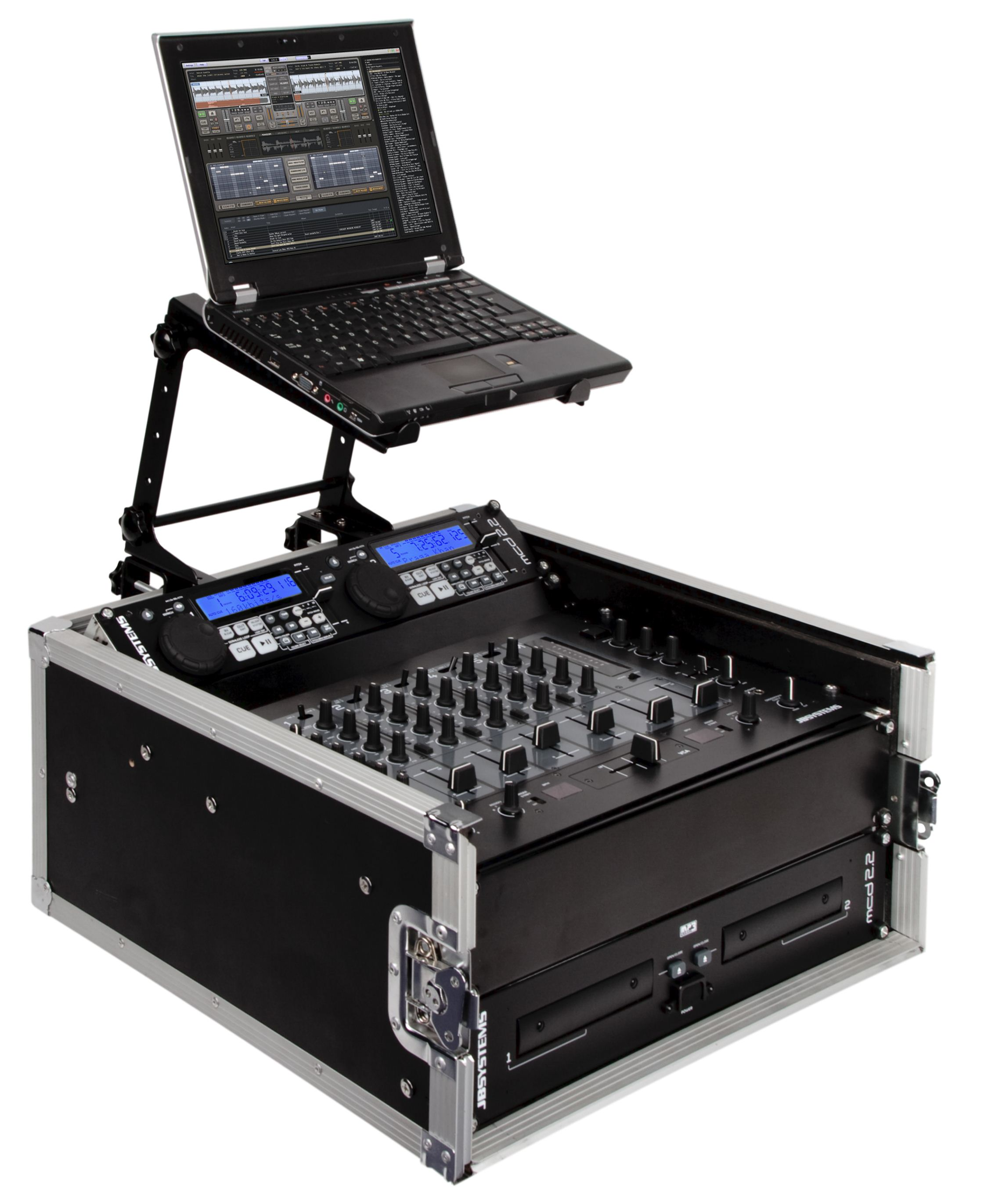 Jb Systems Laptop Stand Flightcases Accessories