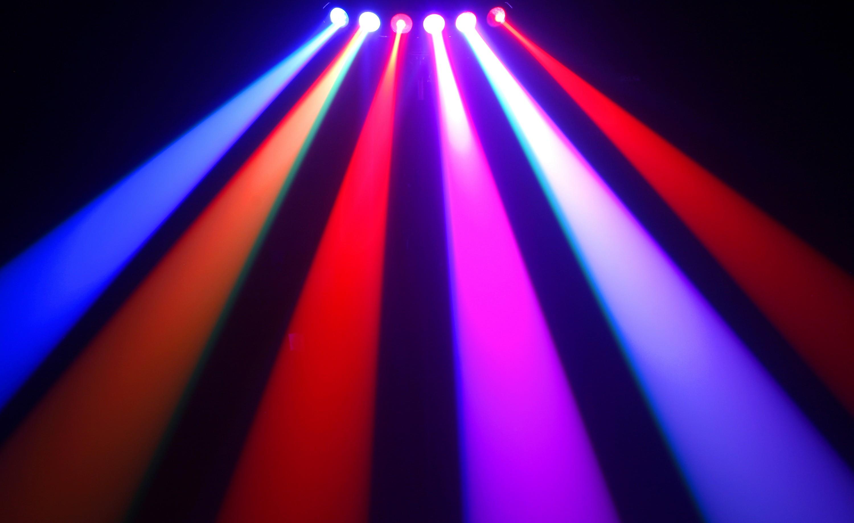 JB Systems - LED RAINBOW - Light effects DJ & Club
