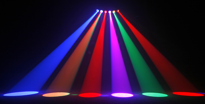 Jb Systems Super Led Rainbow Light Effects Dj Amp Club