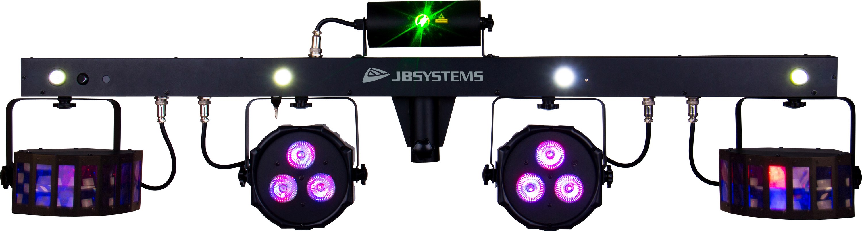 Jb Systems Party Bar Light Effects Dj Amp Club