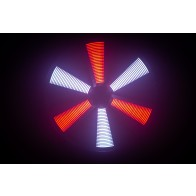 LED FAN RGB