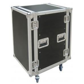 RACK CASE 16U - Flight case