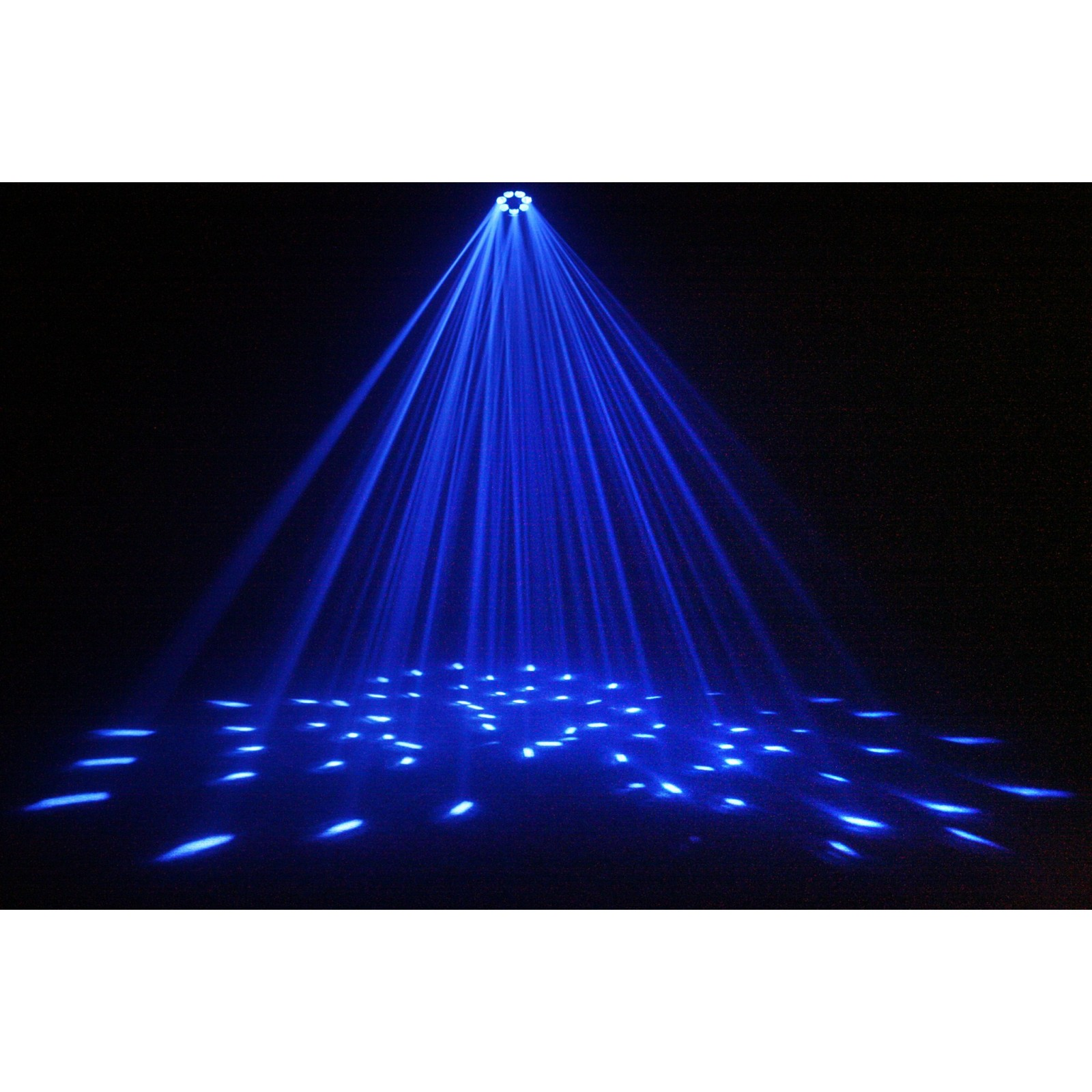 Jb Systems Led Spider Light Effects Plug Amp Play