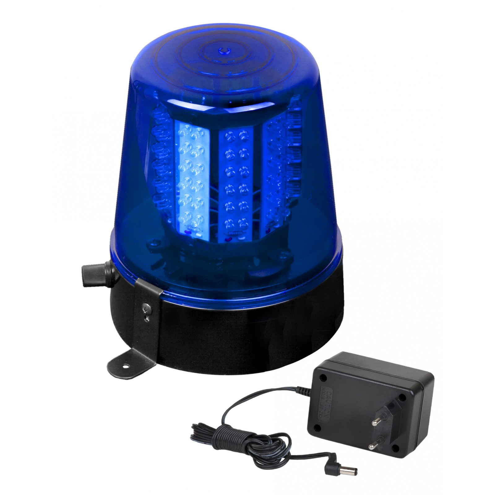 Jb Systems Led Police Light Blue Light Effects Plug Amp Play