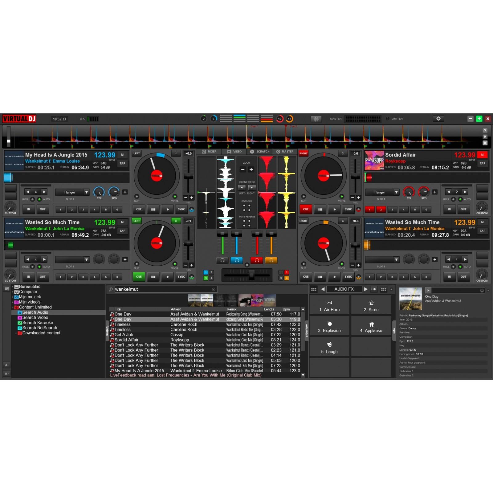 JB Systems - DJ-KONTROL 3S