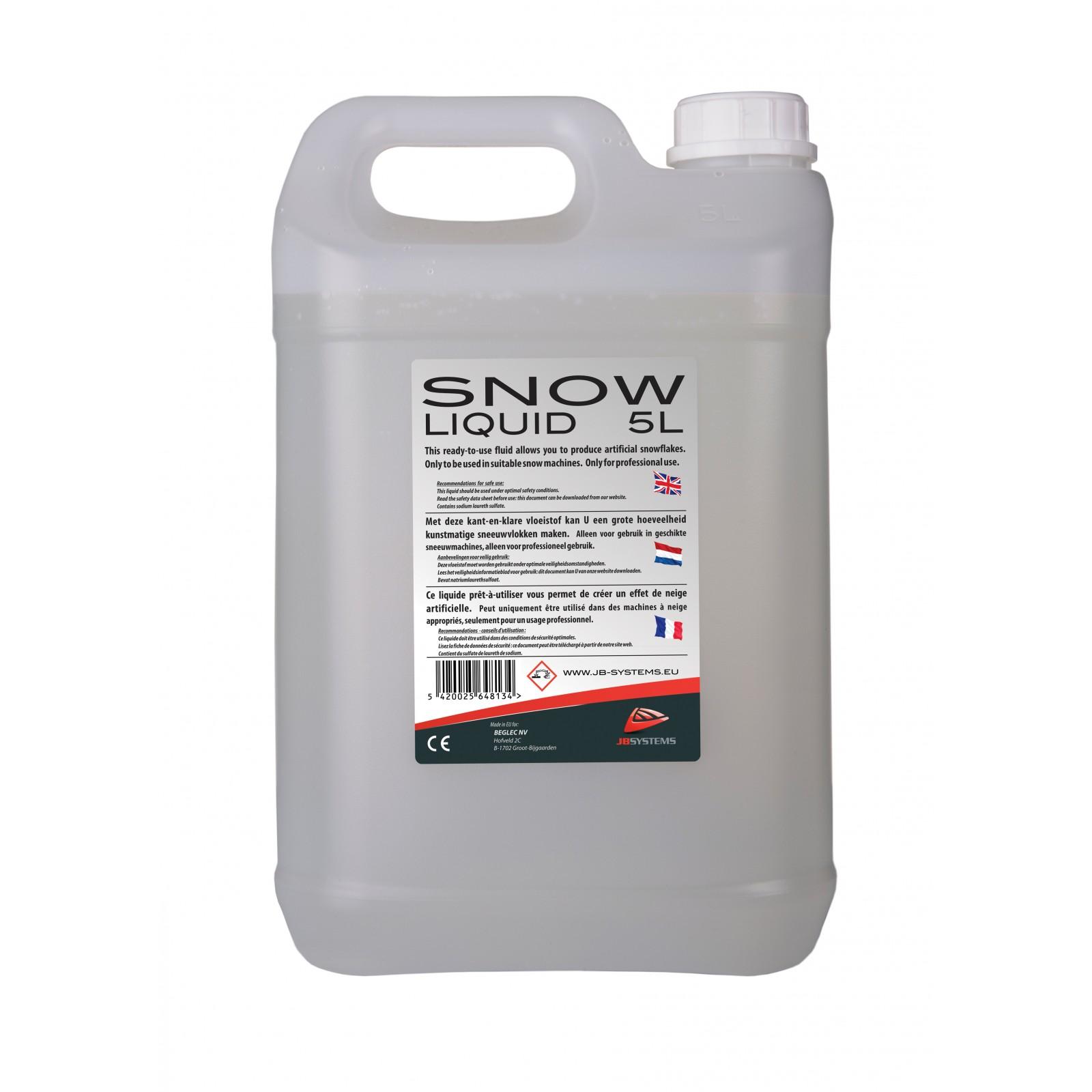 Jb Systems Snow Liquid 5l