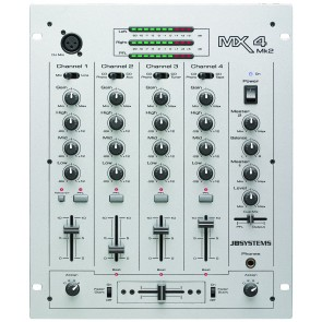 JB Systems mX 4 mixer