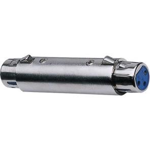 Adapter XLR female/XLR female