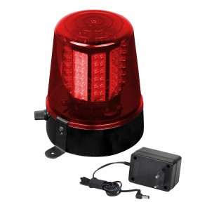 LED POLICE LIGHT RED