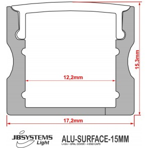 ALU-SURFACE-15MM (2M)