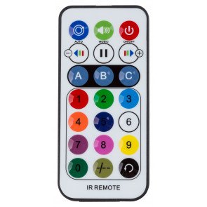 IR REMOTE - Infra-Red remote controller