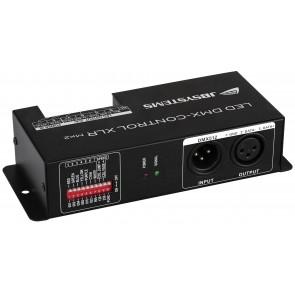 LED DMX-CONTROL XLR Mk2