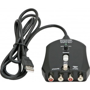 F2 USB AUDIO CONVERTER