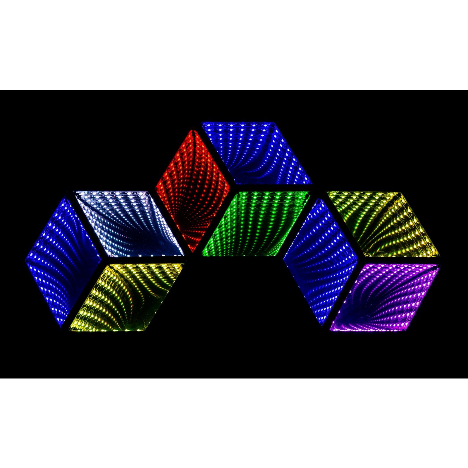 Jb Systems Hexagon 3d Lichteffecten Dj Club