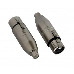 Adapter RCAf/XLRf