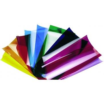 """COLOR FILTER Sheet """"Medium Blue-Green"""""""