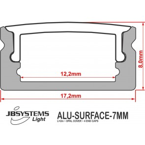 ALU-SURFACE-7MM (2M)