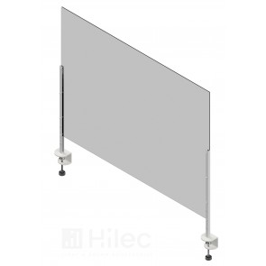 HEALTH-SCREEN SET 100x75 CLAMP