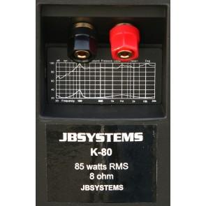 K-80/Black (1 pair)