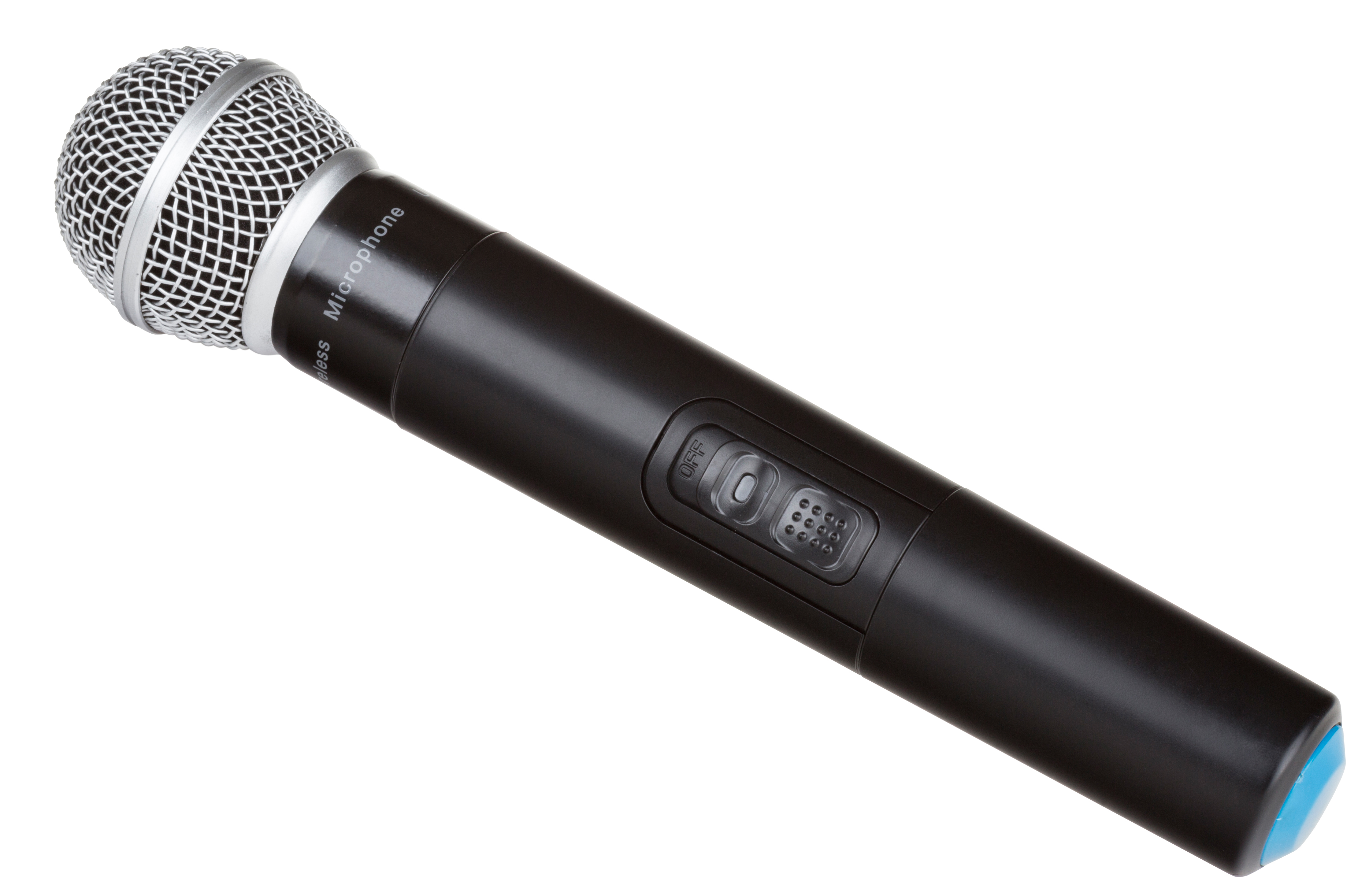 JB SYSTEMS Optional wireless hand microphone for PPA-101