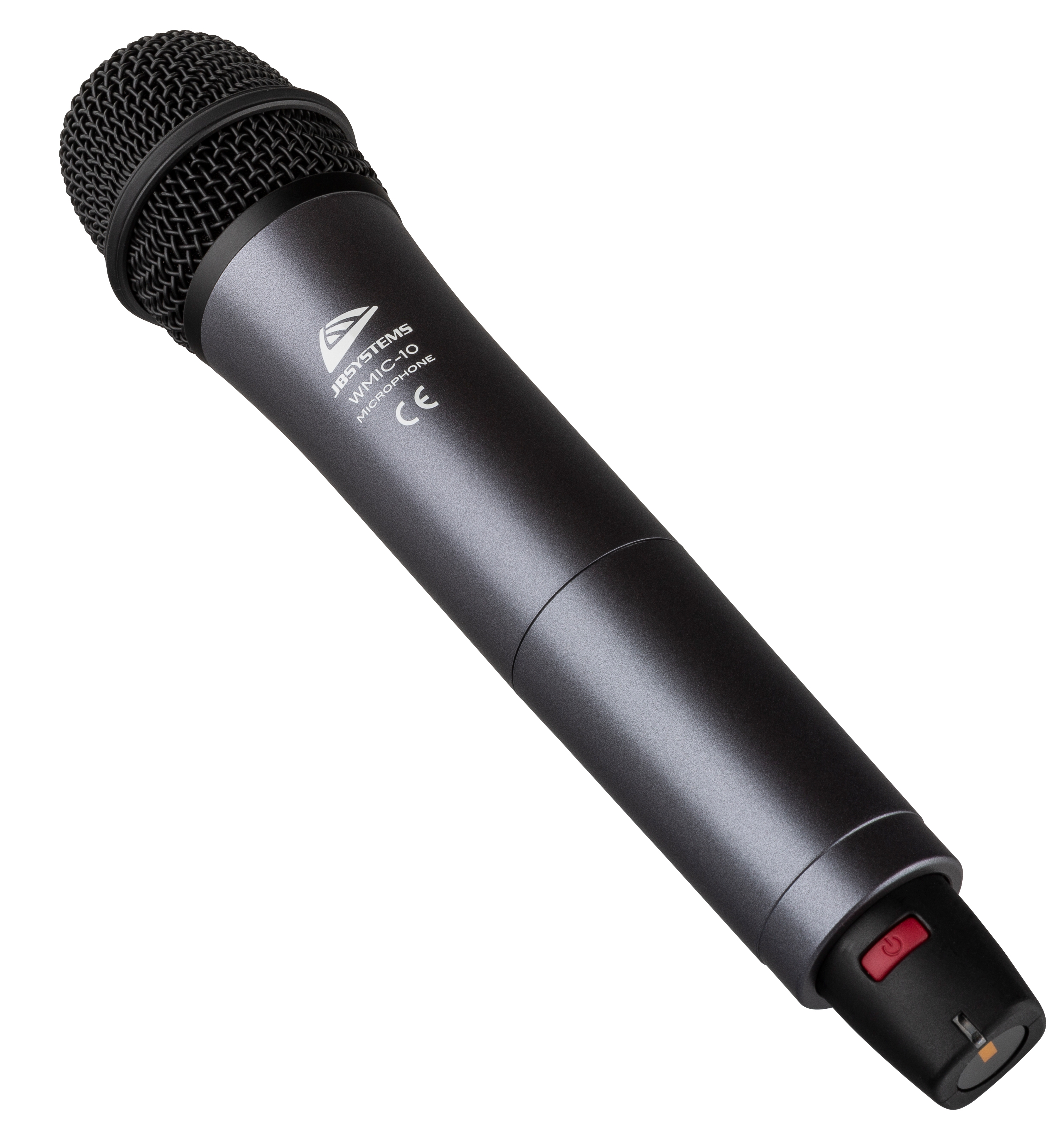 Optional wireless microphone
