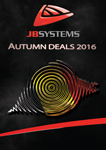 JB Systems Autumn Deals 2016