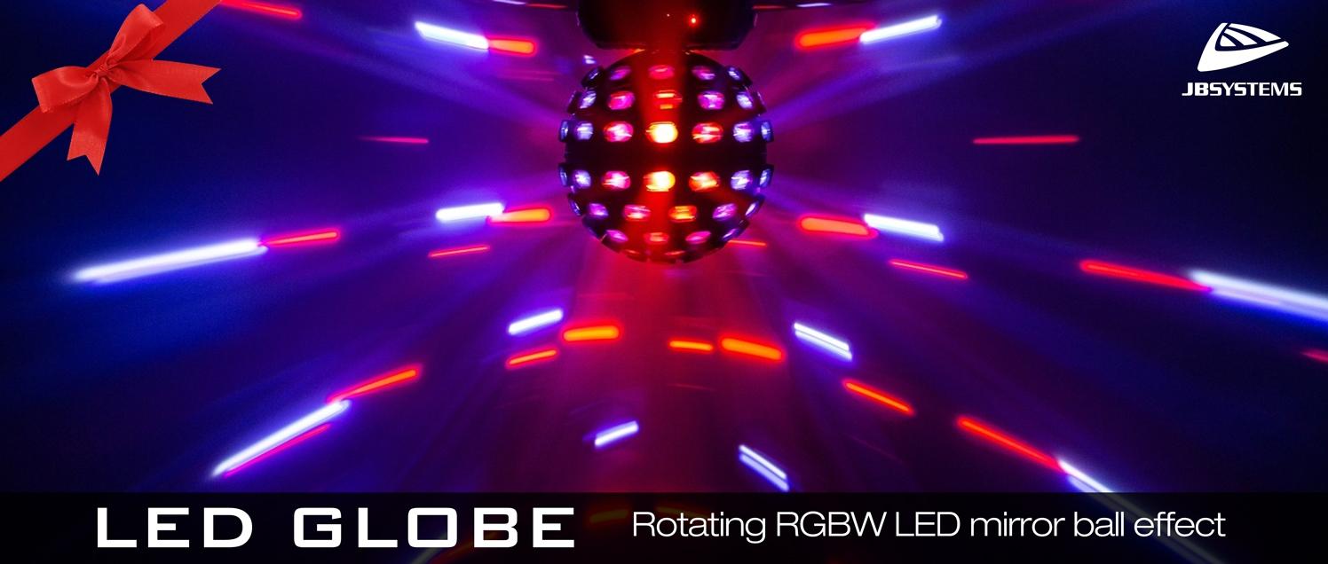 LED GLOBE : More information