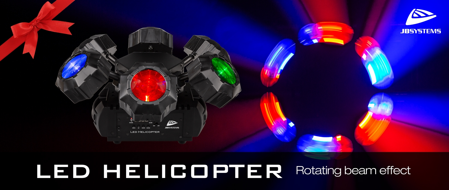 LED HELICOPTER : More information