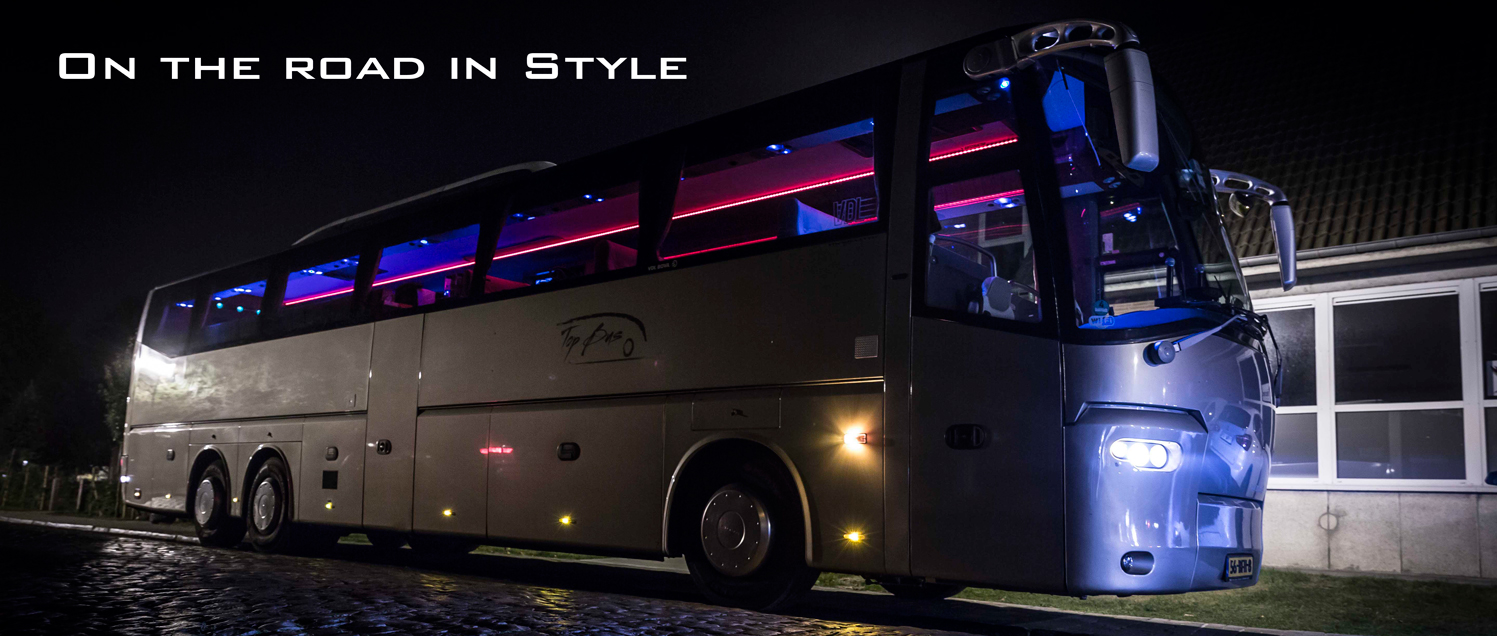 JB SYSTEMS : On the road in style